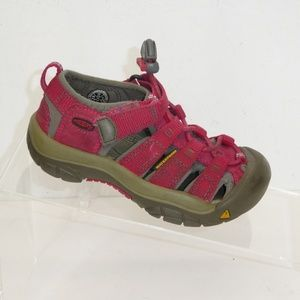 Keen Red Toddler Sandals Size 10 #091
